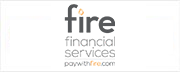 Fire Financial Services Logo